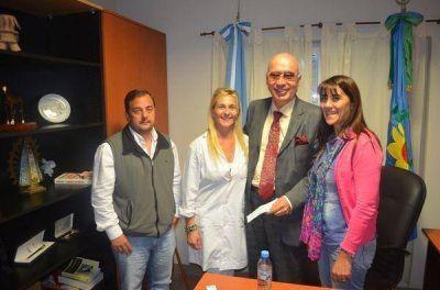 Nuevo aporte del intendente Gorosito para la Educación Especial en Saladillo