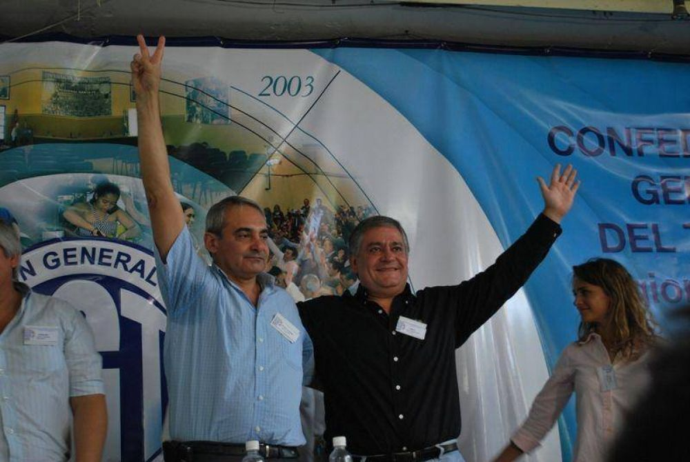 Claudio Girardi es el nuevo titular de la CGT local