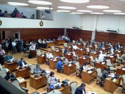 Tomaron estado parlamentario en la Legislatura más de cien proyectos