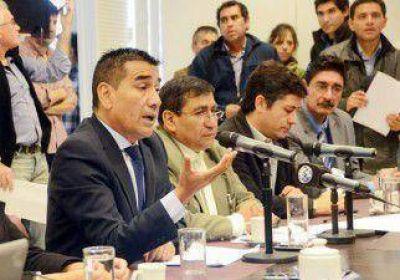 Rioseco presentó un proyecto para elevar las regalías al 30 por ciento