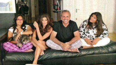 """Jorge Rial: """"Si no hay final feliz, mis hijas no pueden ver más a Loly"""""""