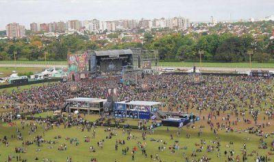El Lollapalooza y 130 mil personas pasaron por San Isidro