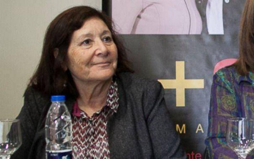 """Mercedes Morro: """"La CGT se lavó las manos"""""""