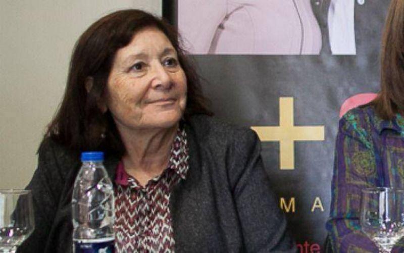 Mercedes Morro: �La CGT se lav� las manos�