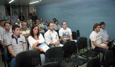 Se realizó una reunión para crear un centro de interconexión de Internet en Olavarría
