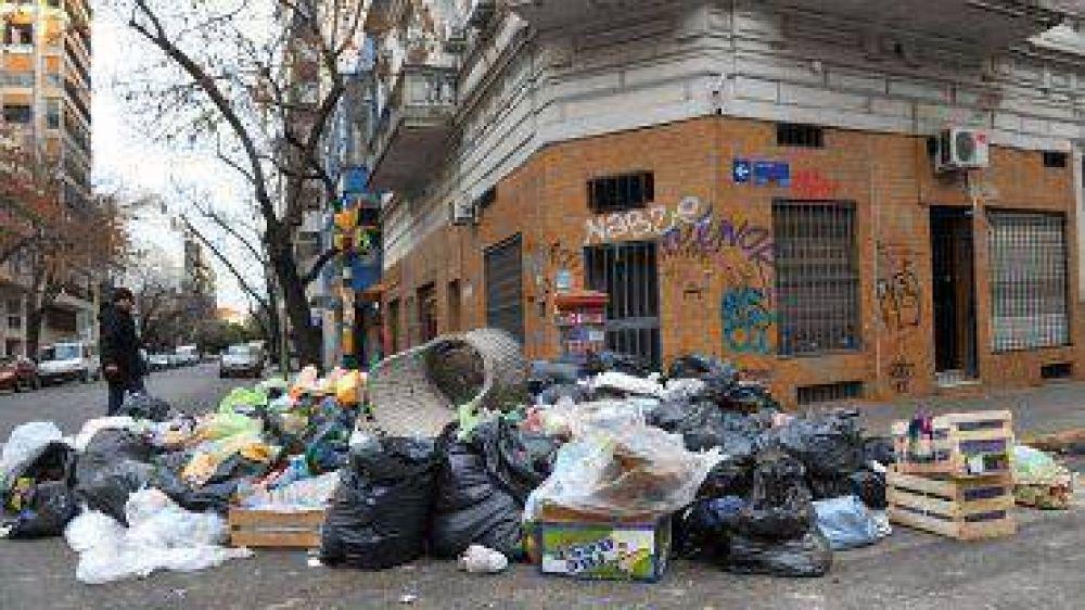 El paro del jueves afectará al transporte, los cajeros y la recolección de residuos