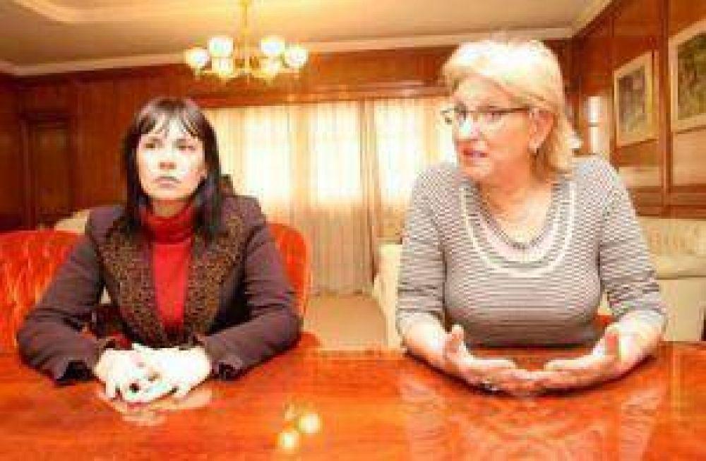 """""""La Alianza ya mostró que sólo quiere seguir obstruyendo"""", dicen Pértile y Petray"""