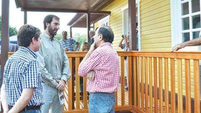 El Centro Obrajero del Norte presentó proyecto de viviendas