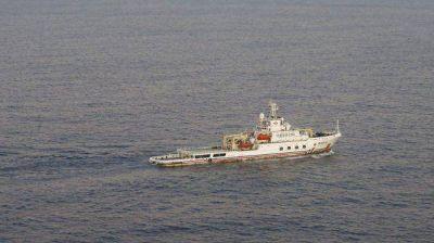 Un buque chino detectó una señal que podría ser de la caja negra del vuelo MH370