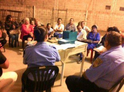 Vecinos piden reforzar la seguridad en Miguel Muñoz B