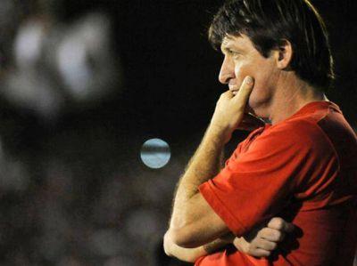 Berti no se apartó de su rutina y llega al clásico como en otros partidos del torneo