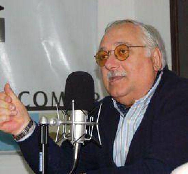 Héctor Maya volvió a criticar duramente al Frente Justicialista