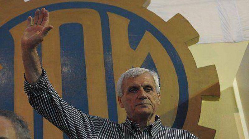 """Antonio Caló: """"Massa no representa al peronismo"""""""