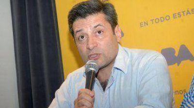 Víctor Santa María fue elegido presidente del PJ porteño