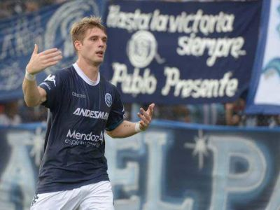 Desde los 12 pasos, Independiente se lo empató a Aldosivi