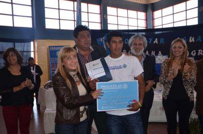 Joven de Jagué es el primer riojano beneficiario de PROGRESAR