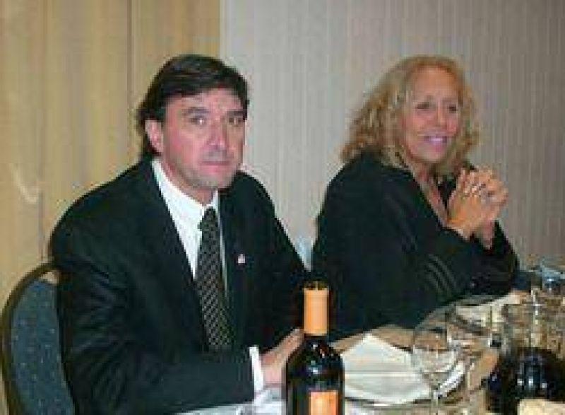 Rotary Club Campana recibió la visita de la intendente Giroldi