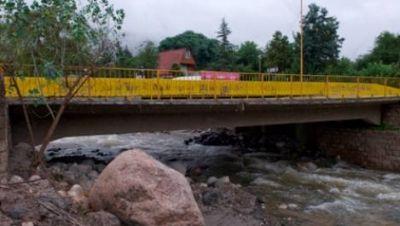 Obras Públicas no ejecutó obras para encauzar el Río Ambato