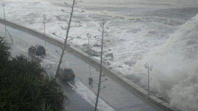 El profesor Isla dijo que Mar del Plata no está exenta de tsunamis