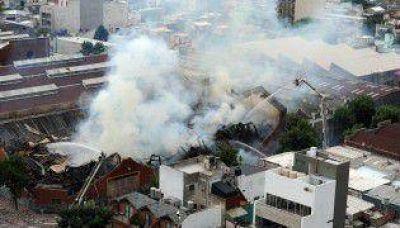 Incendio de Barracas: colocarán placa en memoria de las víctimas
