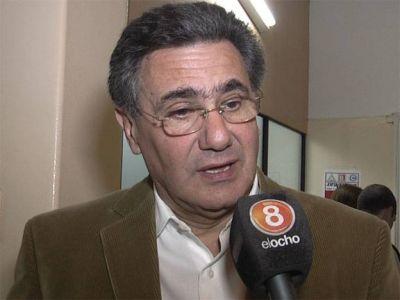 """Oscar Balverdi: """"No me gustaría tener que volver a asistir a Gioja, me sentí muy presionado"""""""