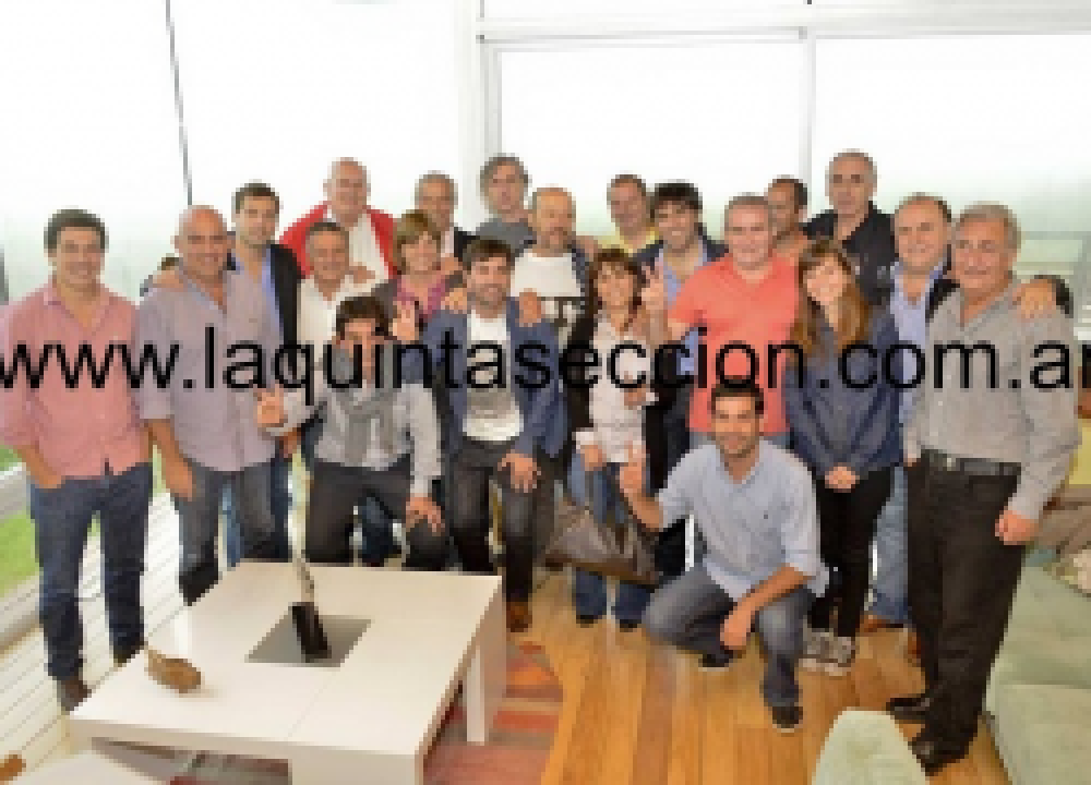 Entrevistamos a Luis Ilarregui quien junto Intendentes y legisladores se reunieron en Mar del Plata.