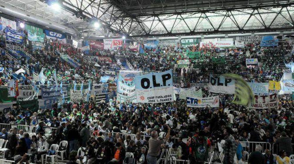 """En Mar del Plata los congresales dijeron """"SI"""" al Paro Nacional"""