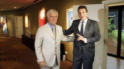 Fuerte señal al PJ: Massa se mostró con De la Sota