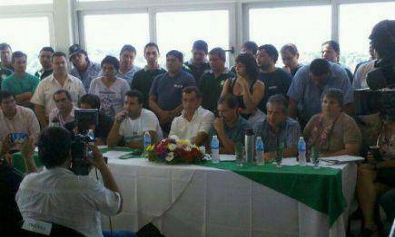 Presentaron el plan de acción para el paro del 10 de abril en Misiones