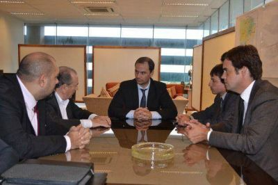 Jorge firmó en San Luis el convenio por Plan Estratégico de Seguridad Regional