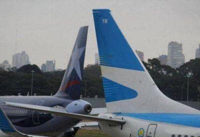 Por el paro general, no habrá vuelos de LAN ni Aerolíneas