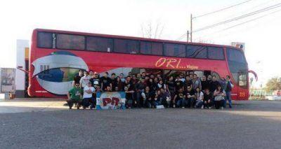 Fanáticos del Indio Solari ya llenaron cuatro micros para viajar a Gualeguaychú
