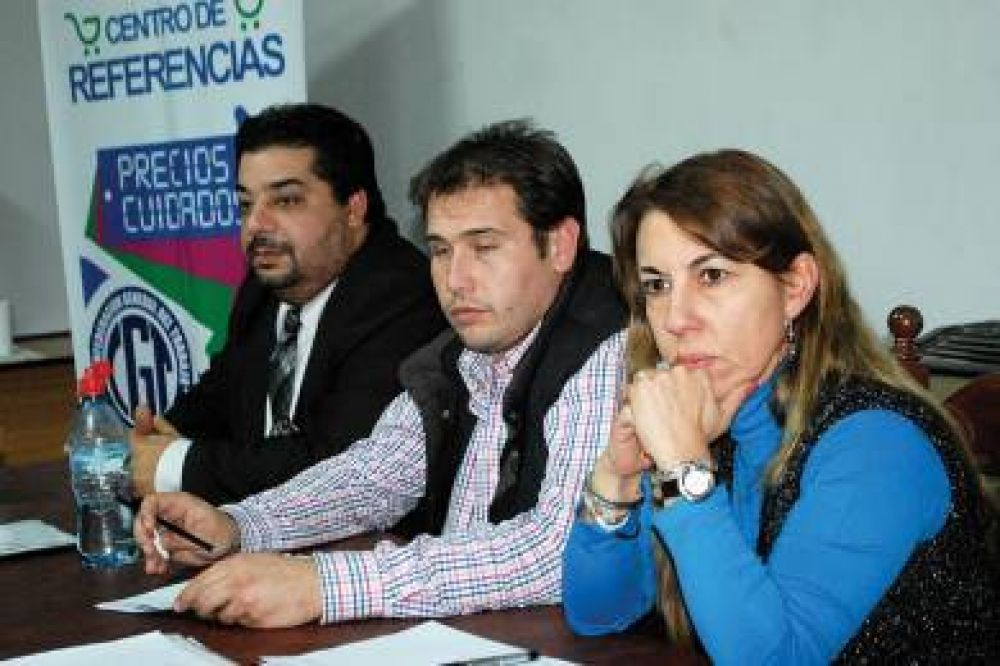 """Desde la CGT Ubaldini apostamos al diálogo"" dijo Fita"