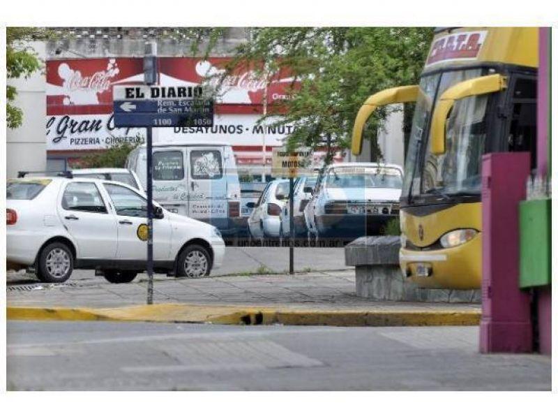 Por el paro de UTA aconsejan a taxistas de Paraná no circular el jueves