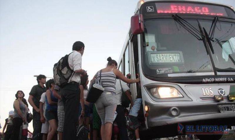 Mañana no circularán colectivos urbanos ni interurbanos y habrá pocos remises