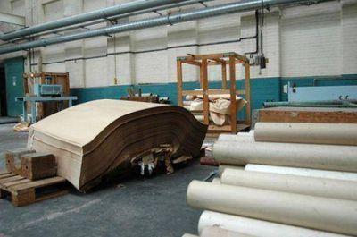 Se retoma un proyecto de producción papelera