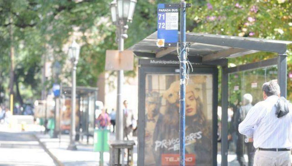 Sigue el paro de los choferes de la empresa Ciudad de Córdoba