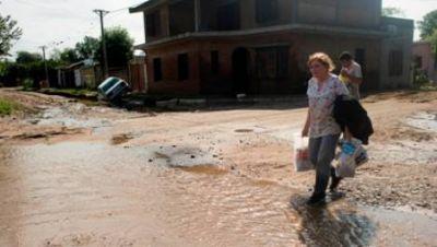 Pequeños poblados y parajes aún no pueden recibir ayuda