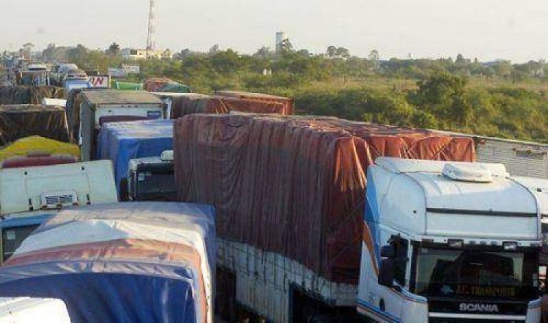 Los camioneros de Misiones se movilizarán por el paro