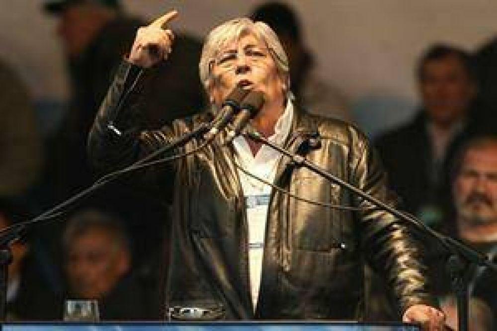 Quién es quién en el paro general de Moyano y Barrionuevo contra el Gobierno