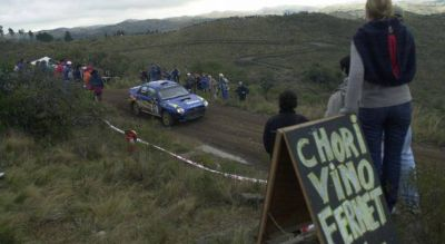 """Tolerancia cero"" con el alcohol en el Rally Mundial 2014"