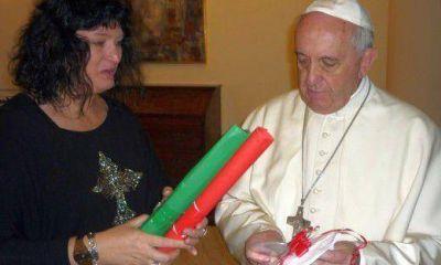 Encuentro de villamarienses con el Papa Francisco