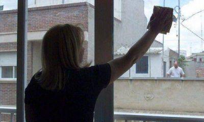 Trabajo realizará controles en viviendas por condiciones laborales de trabajadoras