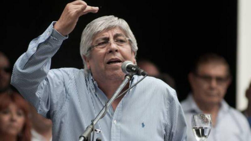 """Moyano: si Cristina """"diera respuesta a los reclamos, aplaudiríamos todos"""""""