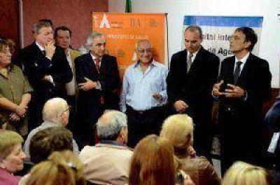 Asumió Garbe como nuevo director del Hospital Piñeyro