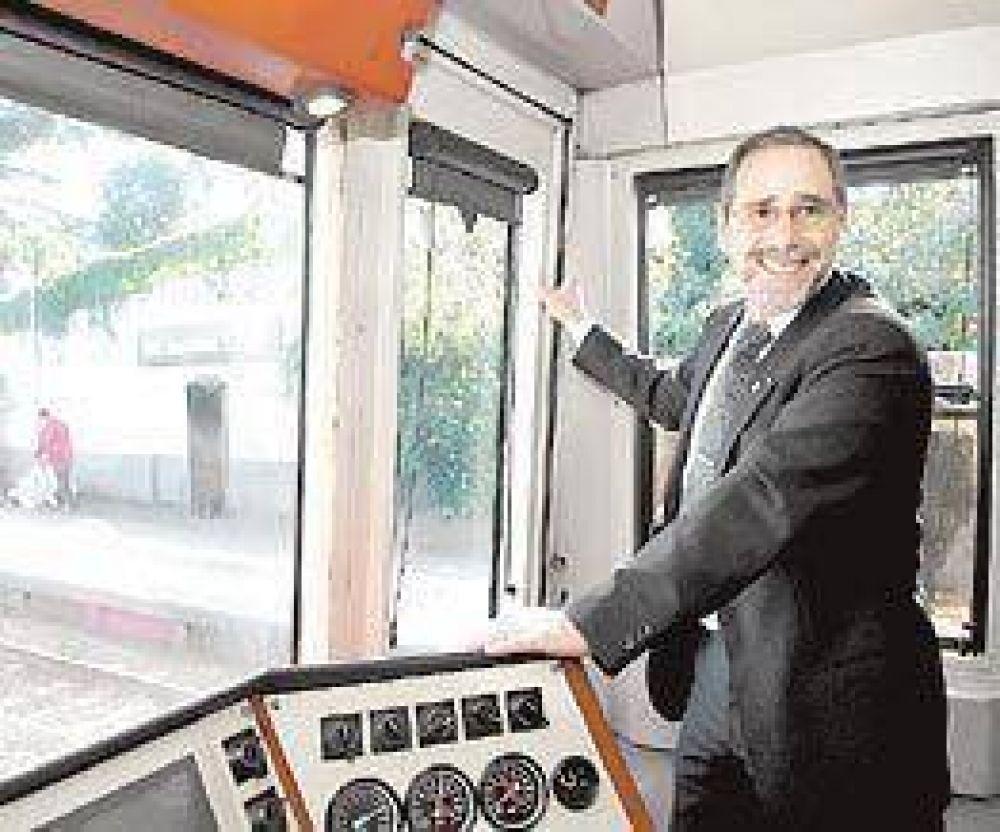 El kirchnerismo se sube a los trenes en el último tramo de la campaña