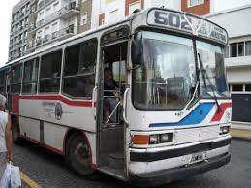 Paro general: qué sucederá con el transporte en Tandil