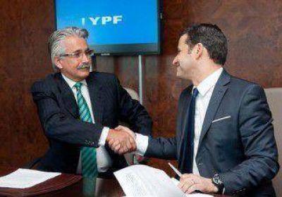 Chevron continúa en la sociedad con YPF