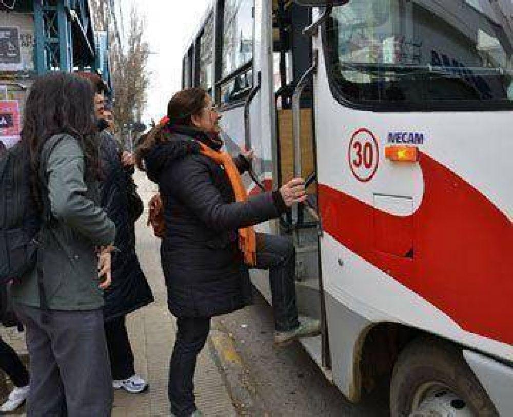 Paro nacional: no habrá transporte ni tampoco clases en Santa Cruz
