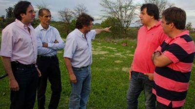 """Pulti: """"son decisiones que prevén el futuro de Mar del Plata"""""""